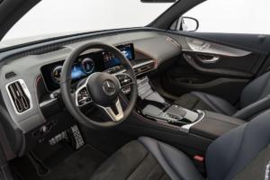 Brabus Mercedes-Benz EQC 400 4Matic Tuning Leistungssteigerung Felgen