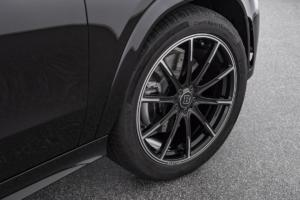 Brabus Mercedes-Benz GLE 300 d SUV Tuning Leistungssteigerung Felgen