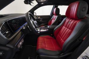 Brabus Mercedes-Benz GLS 400 d SUV Tuning Leistungssteigerung Felgen