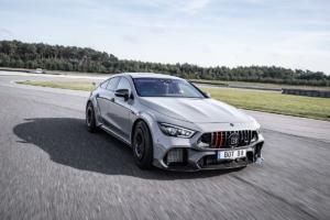"""Brabus Rocket 900 """"One of Ten"""" Mercedes-AMG GT 63 S 4MATIC 4-Türer Coupé Tuning limitiert Carbon Breitbau Bodykit Schmiederäder Leistungssteigerung"""