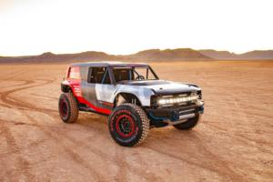 Bronco R race prototype