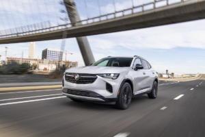Buick Envision 2021 US-Car Neuheit SUV