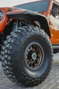 Studie, Jeep Sandstorm Concept