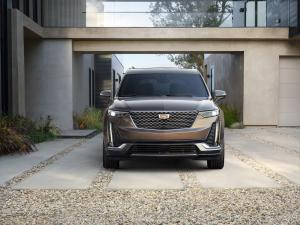 Cadillac XT6 Luxury SUV Neuheit Siebensitzer NAIAS 2019 US-Car