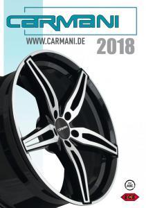 Carmani Katalog 2018 1
