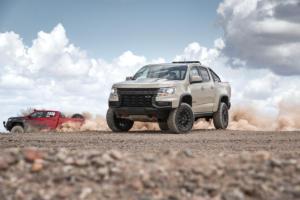 Chevrolet Colorado ZR2 Neuheit Offroad Performance Pick-up Premiere SEMA Show