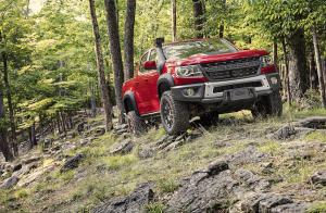 Chevrolet Colorado ZR2 Bison 2019 Neuheit AEV American Expedition Vehicles