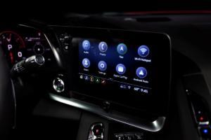 Chevrolet Corvette C8 Stingray 2020 Neuheit Mittelmotor Sportwagen