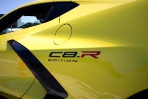 Chevrolet Corvette C8 Stingray IMSA GTLM Championship Edition Sondermodell limitiert Neuheit Mittelmotor Sportwagen US-Car V8