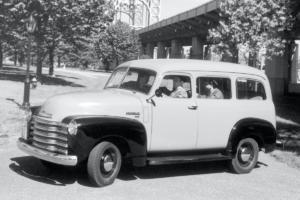 Chevrolet Suburban Jubiläum 85 Jahre US-Car SUV 1949
