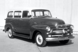 Chevrolet Suburban Jubiläum 85 Jahre US-Car SUV 1955