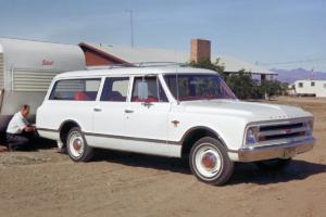 Chevrolet Suburban Jubiläum 85 Jahre US-Car SUV 1967