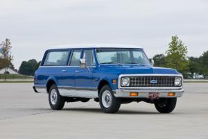 Chevrolet Suburban Jubiläum 85 Jahre US-Car SUV 1972