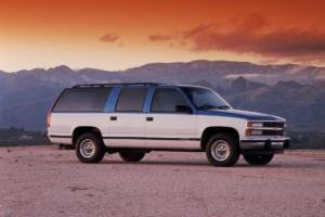 Chevrolet Suburban Jubiläum 85 Jahre US-Car SUV 1992