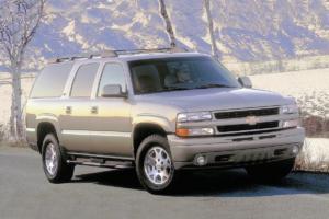 Chevrolet Suburban Jubiläum 85 Jahre US-Car SUV 2001