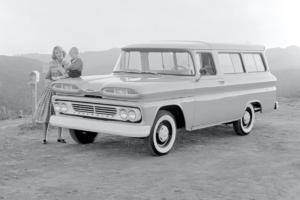 Chevrolet Suburban Jubiläum 85 Jahre US-Car SUV 1961