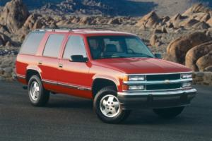 Chevrolet Tahoe US-Car SUV Jubiläum 25 Jahre 1995