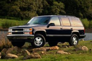 Chevrolet Tahoe US-Car SUV Jubiläum 25 Jahre 1999