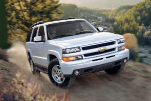 Chevrolet Tahoe US-Car SUV Jubiläum 25 Jahre 2003