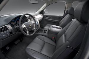 Chevrolet-Tahoe-US-Car-SUV-Jubiläum-25-Jahre-2011-Innenraum (1)