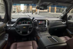 Chevrolet Tahoe US-Car SUV Jubiläum 25 Jahre 2020 Innenraum