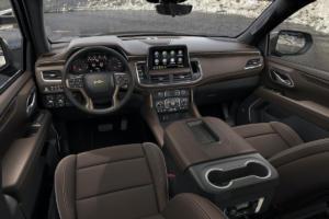 Chevrolet Tahoe US-Car SUV Jubiläum 25 Jahre 2021 Innenraum