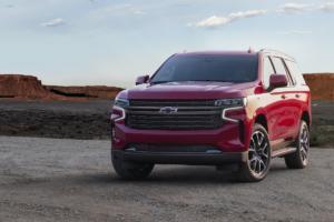 Chevrolet Tahoe US-Car SUV Jubiläum 25 Jahre 2021