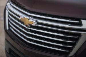 2021 Chevrolet Traverse Premier Facelift Siebensitzer SUV Neuheit Vorstellung US-Car