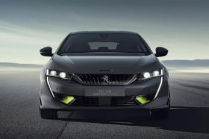 Concept 508 Peugeot Sport Engineered Neo-Performance Limousine Plug-in-Hybrid Studie Genfer Autosalon 2019