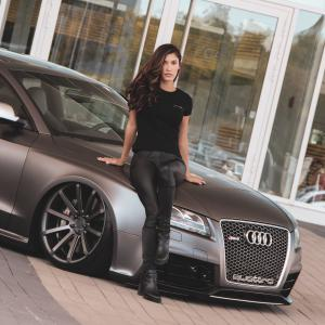 Cor.Speed Sports Wheels Audi RS 5 Coupé Felgen Motor Show 2018