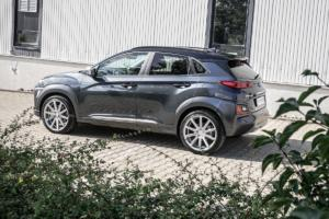 Cor.Speed Sports Wheels Hyundai Kona City SUV Tuning Räde Felgen