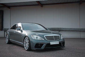Cor.Speed Sports Wheels DeVille Mercedes W221 S 500 L Tuning Felgen Bodykit