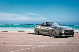 Cor.Speed Sports Wheels Kharma Felge Neuheit Premiere Essen Motor Show 2019 BMW Z4