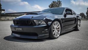 Ford Mustang von Cor.Speed