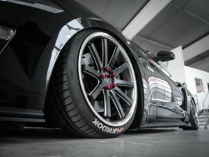 Ford Mustang CorSpeedDeVilleInox Schropp