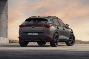 Cupra Formentor VZ5 Neuheit Topmodell Crossover SUV Fünfzylinder Turbomotor limitiert