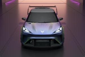 Cupra UrbanRebel Concept Elektro Stadtauto Kompaktklasse Hot Hatch Motorsport Studie IAA Mobility 2021 München