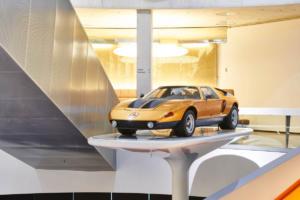 Mercedes-Benz C 111-II: Ausstellung im Mercedes-Benz-Museum