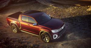 VW Atlas Tanoak Neuheit