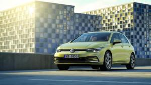 Neuer VW Golf 8 (VIII)