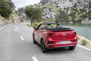Neuheit VW T-Roc Cabrio