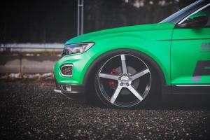 VW T-ROC DOTZ Wheels