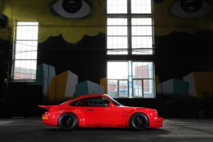 Porsche 911 RS 3.5 Red Evolution von dp motorsport