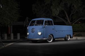 VW T1 Pritsche von Fabfitters