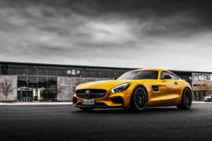 Mercedes-AMG GT S von KTH