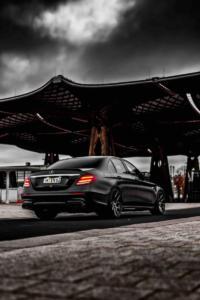 Mercedes-AMG E63 S 4MATIC+ von KTH