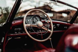 Classic, Mercedes-Benz 190 SL von Edelweiss Customs