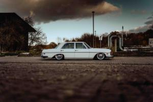 Classic, Edelweiss Mercedes-Benz W108 280 SE 4.5