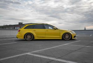 Audi A6 Allroad 3.0 TDI von M&D Exclusive Cardesign