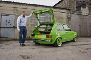 VW Golf 1 Players-Einser!